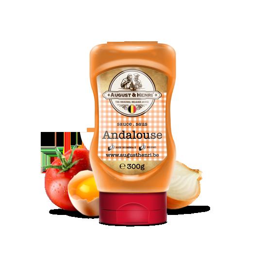 Sauce ANDALOUSE